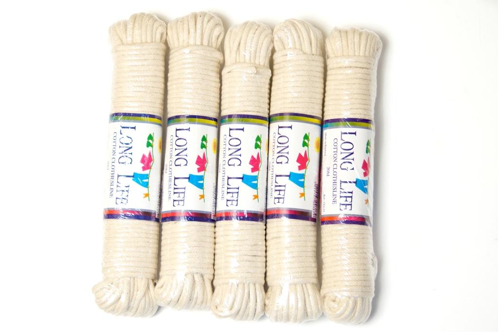 Everlasto LongLife Cotton Clothes Line - 15m