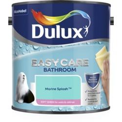 Dulux Easycare Bathroom Soft Sheen 2.5L Marine Splash