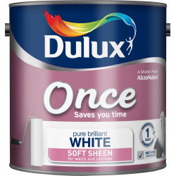 Dulux Once Soft Sheen 2.5L
