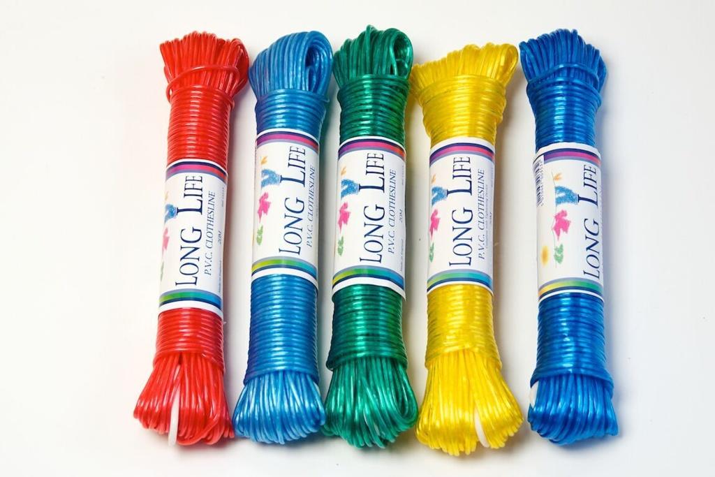 Everlasto LongLife PVC Clothes Line - 25m
