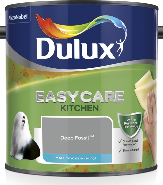 Dulux Easycare Kitchen Matt 2.5L - Deep Fossil