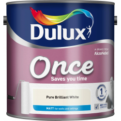 Dulux Once Matt 2.5L