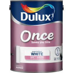 Dulux Once Soft Sheen 5L