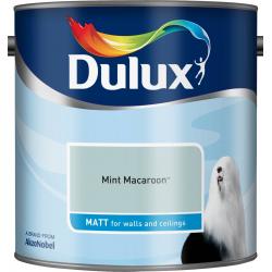 Dulux Standard Matt 2.5L Mint Macaroon