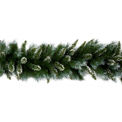 Premier Snow Tipped Garland