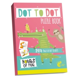 Chiltern Wove Dot To Dot Book