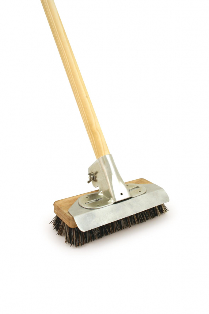 Bentley Heavy Duty Deck Scrub and Handle - 9""