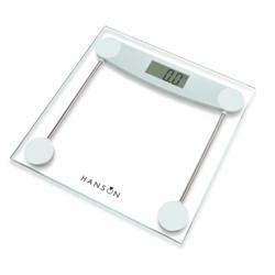 Hanson Gl Electronic Bathroom Scale