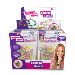 David Halsall Designer Loom Bands
