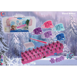 David Halsall Frozen Loom Band Case