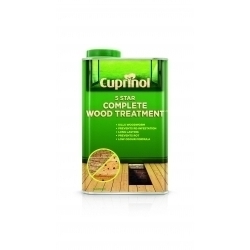 Cuprinol 5 Star Complete Wood Treatment 1L