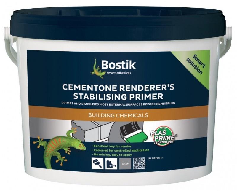 Cementone Renderer's Stabilising Primer - 10L