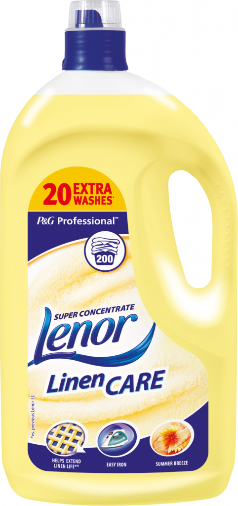 Lenor Linen Care 200 Washes - Summer Breeze