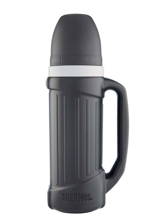 Thermos Hercules Floating Flask 1.0L - Stainless Steel
