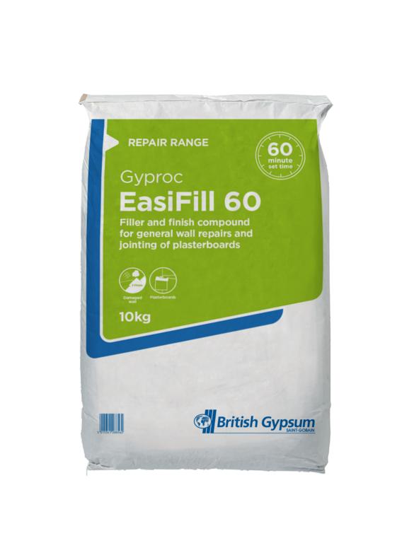 Artex Gyproc Easifill - 10kg