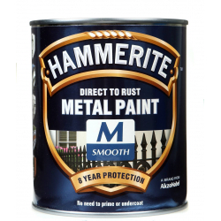 Hammerite Smooth Tinting Base Medium 750ml