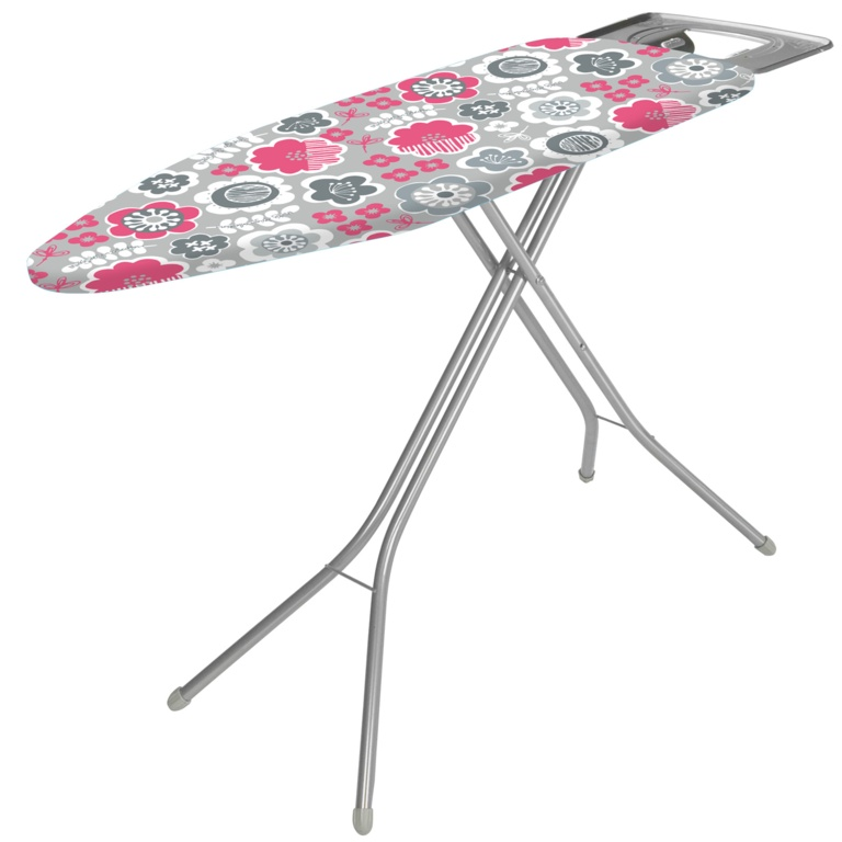 Minky Ultima Plus Ironing Board - 122 x 43cm Silver