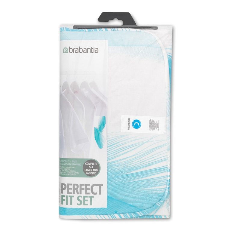 Brabantia Ironing Board Cover Colourful (Assorted) - 124 x 45cm