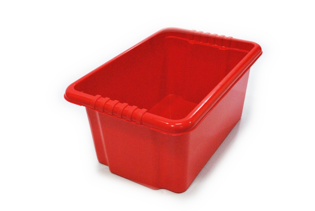 TML Storage Box - Red 13L