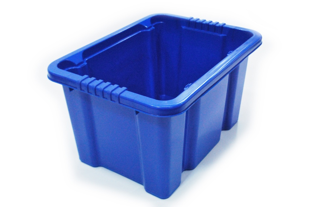 TML Storage Box - Blue 24L