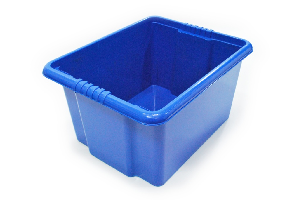 TML Storage Box - Blue 35L