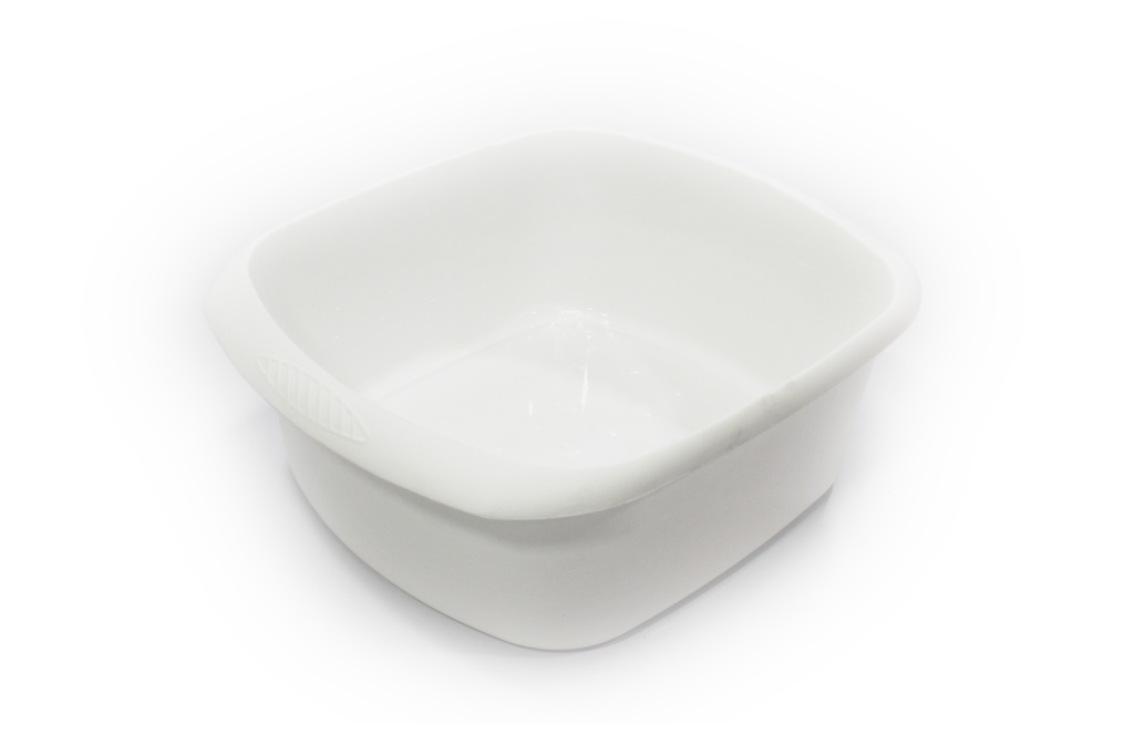 TML Rectangular Bowl - 11L White