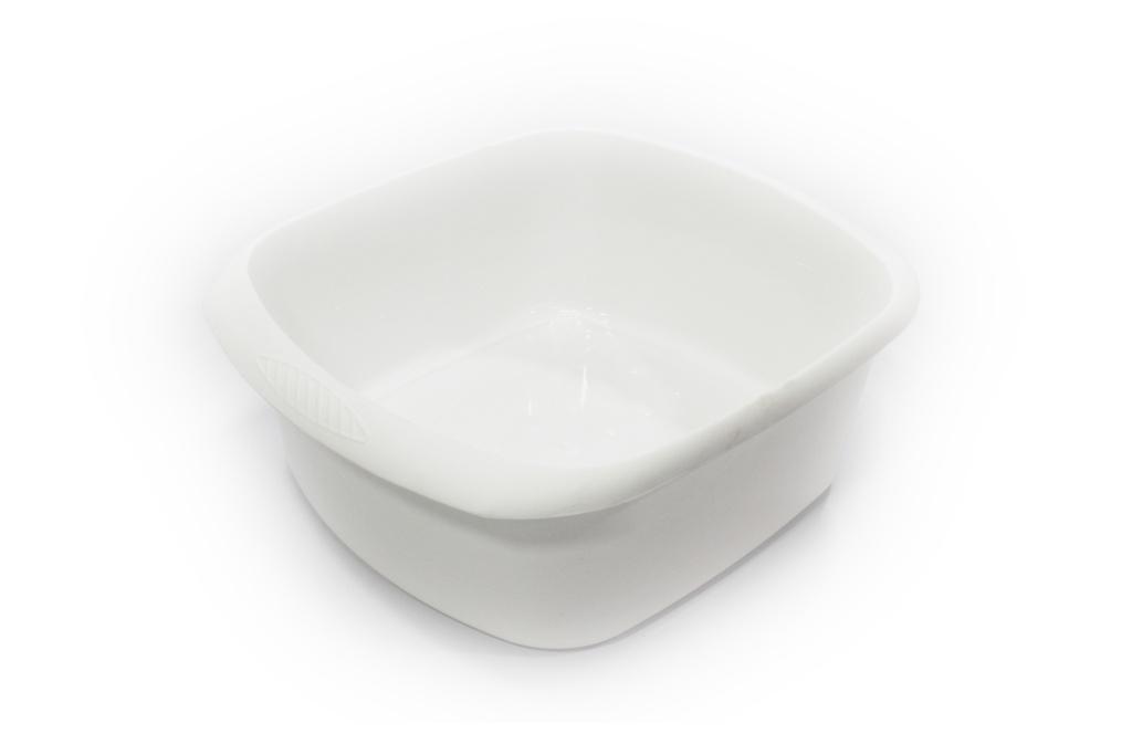 TML Rectangular Bowl - 11L White