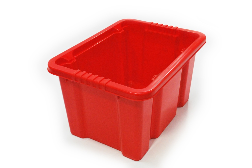 TML Storage Box - Red 24L