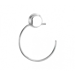 Croydex Stick N Lock Towel Ring