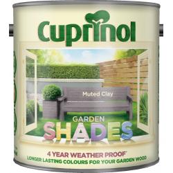 Cuprinol Garden Shades 2.5L Muted Clay