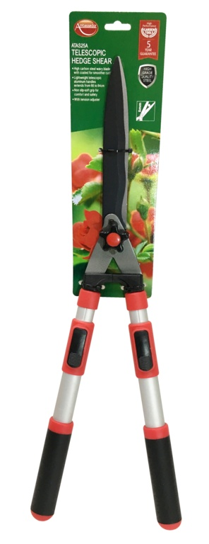 Ambassador Aluminium Telescopic Hedge Shear