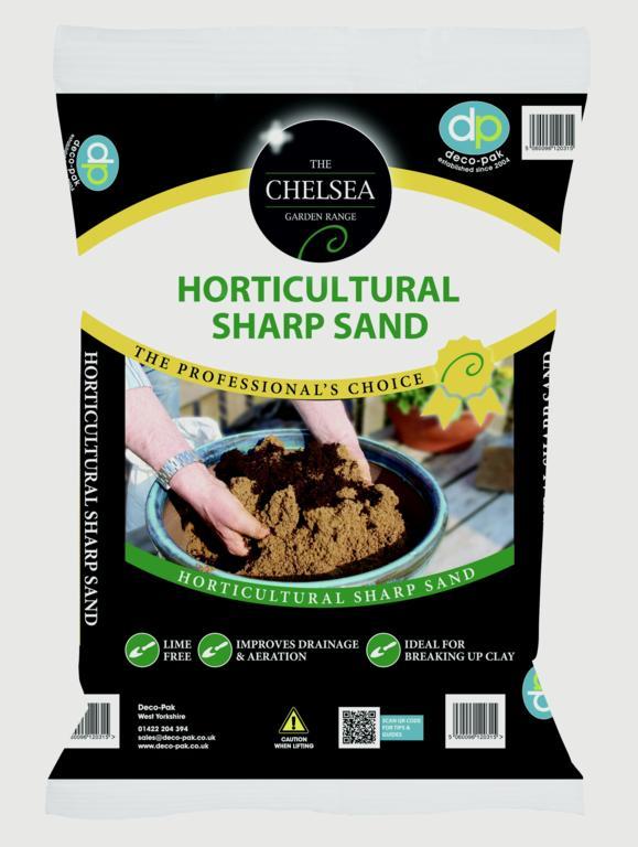 Deco-Pak Horticultural Sharp Sand - Large Pack