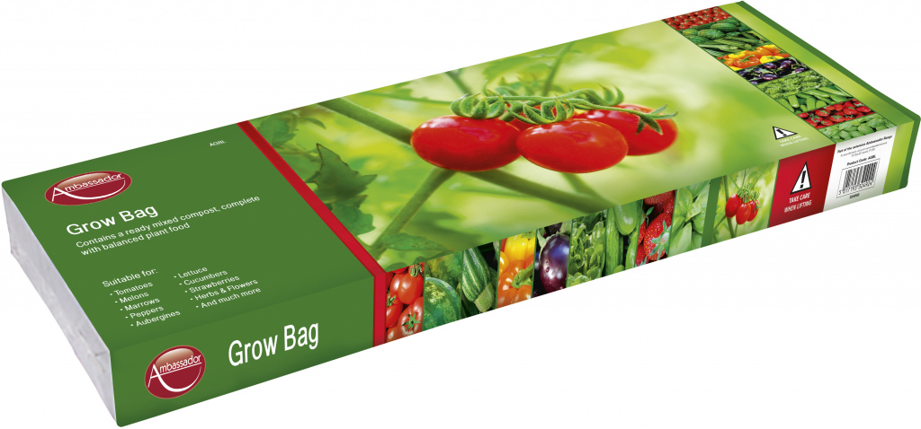 Ambassador Grow Bag - 28L