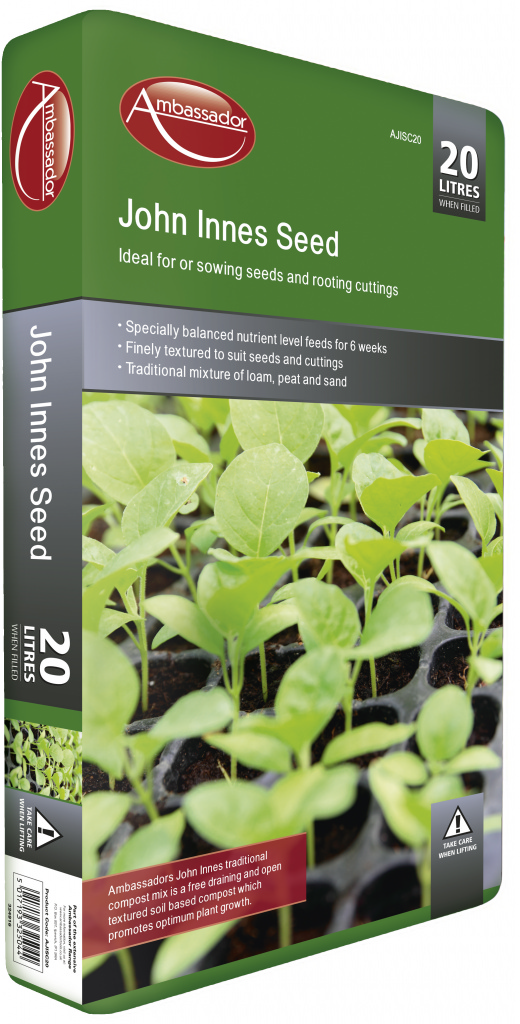 Ambassador John Innes Seed Compost - 20L