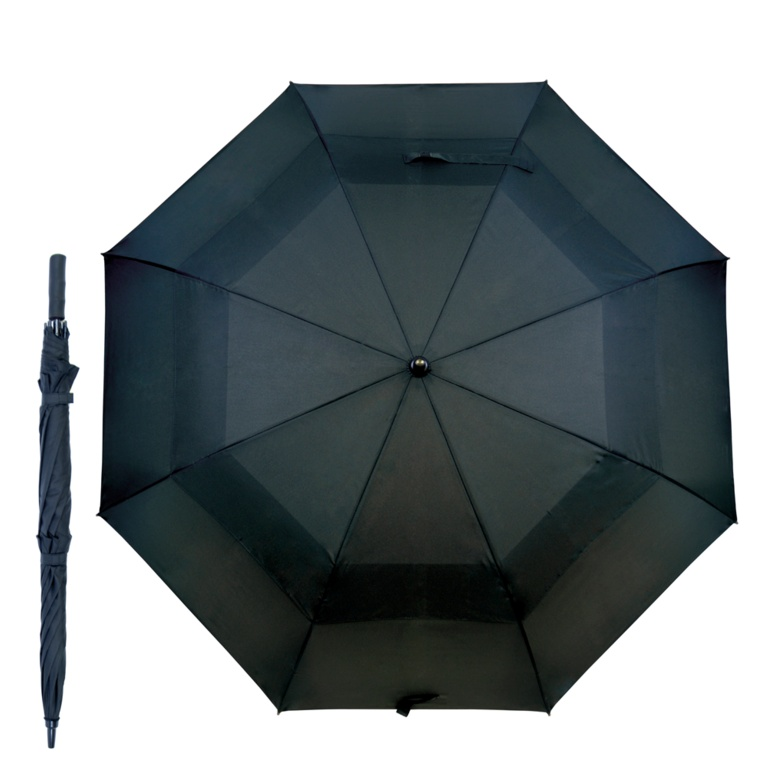 Ks Brands Umbrella - Black