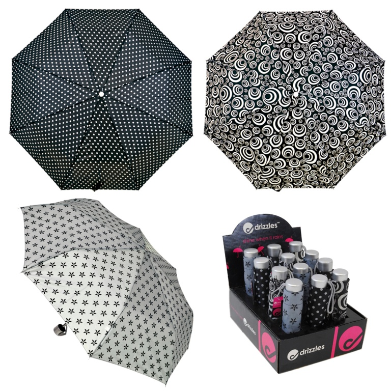 Ks Brands Umbrella - Assorted Colours
