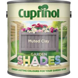 Cuprinol Garden Shades 1L Muted Clay