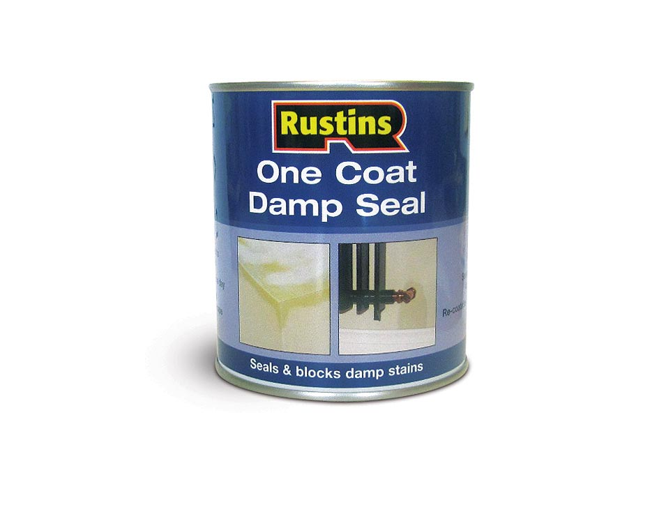Rustins One Coat Damp Seal - 500ml