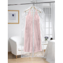 H & L Russel Extra Long Dress Cover Twin Pack
