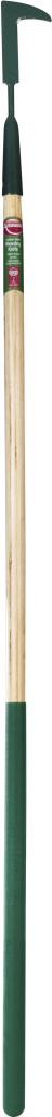 Ambassador Carbon Steel Wooden Handle Weeding Knife - Length: 132cm. Foam Handle Length: 61cm
