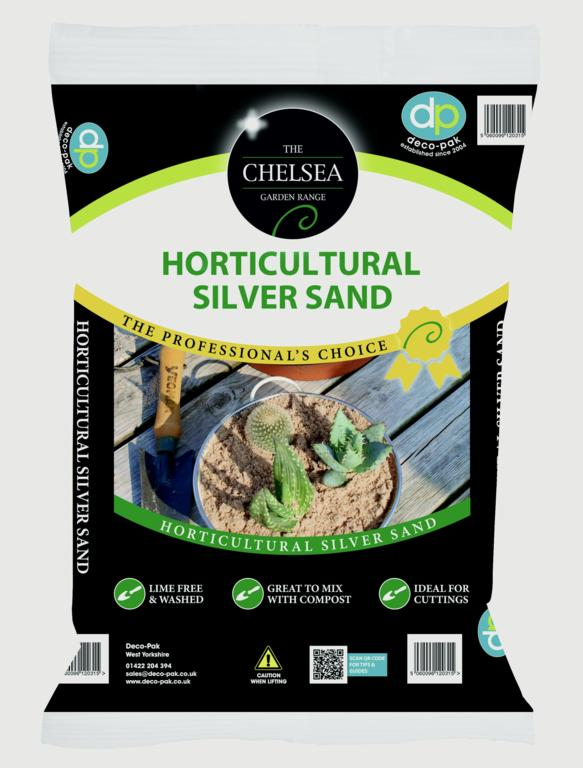 Deco-Pak Horticultural Silver Sand - Large Pack