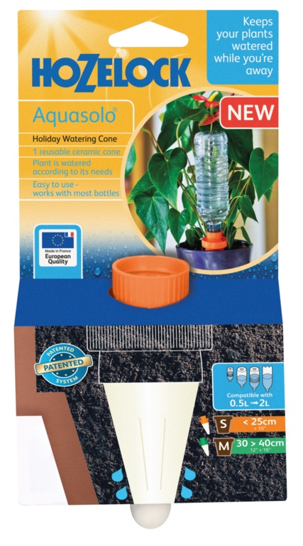 Hozelock Aquasolo Cones Orange - Up To 10""