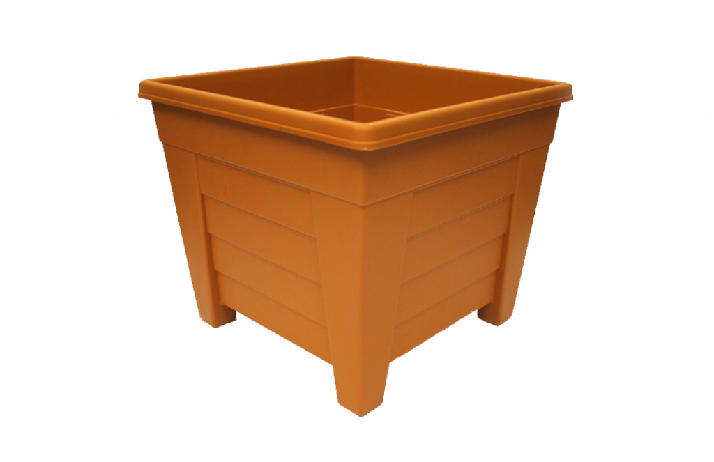 Grosvenor Square Planter - 38cm Terracotta