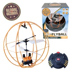 Global Gizmos Flyball 380 Helicopter