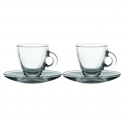 Rayware Entertain Espresso Cup & Saucer