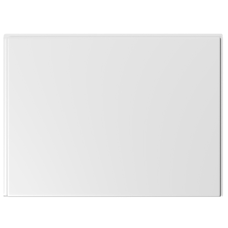 Trojan Bath End Panel - 800mm White