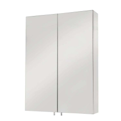 Anton Standard Double Door Stainless Steel Cabinet