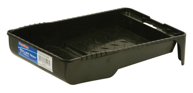 SupaDec 4 inch Paint tray - Black
