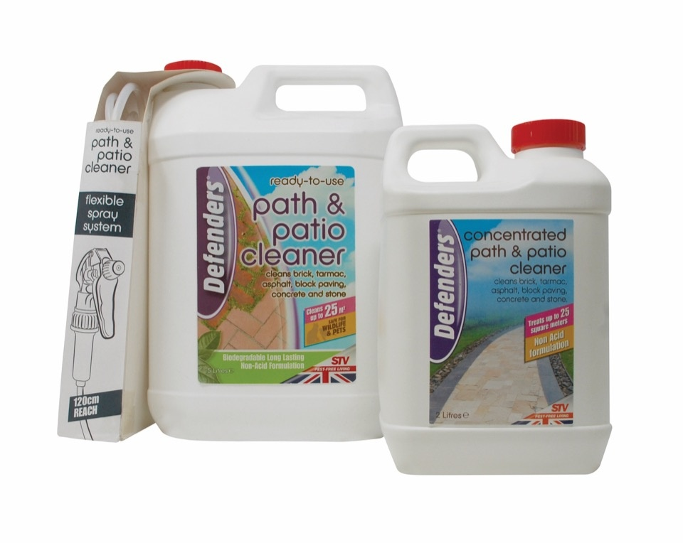 Defenders Concentrated Path & Patio Cleaner - 2L