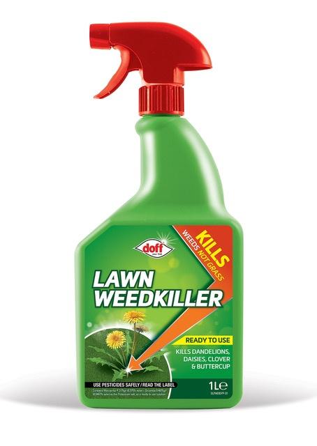 Doff Lawn Weedkiller - 1L